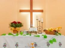 Em Itapoá, Culto de Confirmação...