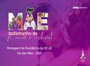 Mãe: testemunho de fé, amor e inclusão | Mensagem da Presidência da IECLB para o Dia das Mães 2021