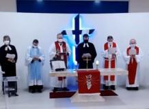 Blumenau realiza celebração ecumênica com quatro igrejas cristãs