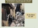 Três anos do incêndio e queda do Edifício Wilton Paes de Almeida