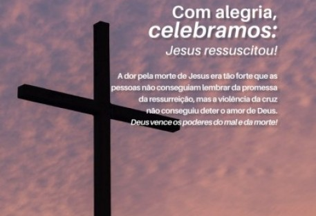 Jornal Evangélico Luterano - Ano 50 - Nº. 848 - Abril 2021