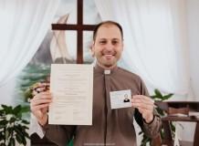 Mateus Lichtblau é ordenado ao Ministério Missionário