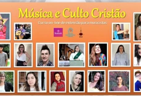 """Um curso sobre """"Música e Culto Cristão"""""""