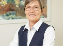 Pastora Elke Doehl é a nova capelã do Hospital Dona Helena