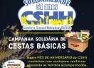Campanha Solidária de Cestas Básicas - Paróquia do ABCD e Centro Social Heliodor Hesse - 51 anos de história - Junho de 2021