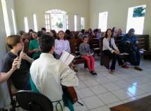 Área Missionária Nordeste/MG e Sul/BA