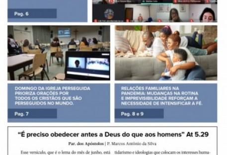 Joinville Luterano. Ano XXI - Número 128 - Junho 2021
