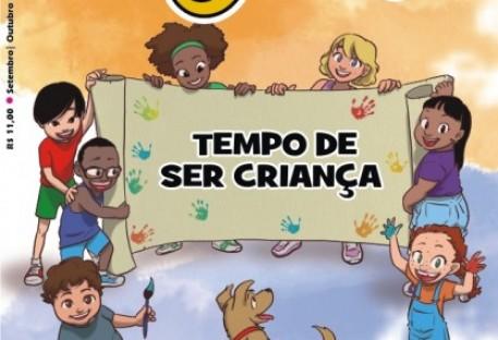 Chegou a edição de setembro e outubro da revista O Amigo das Crianças!