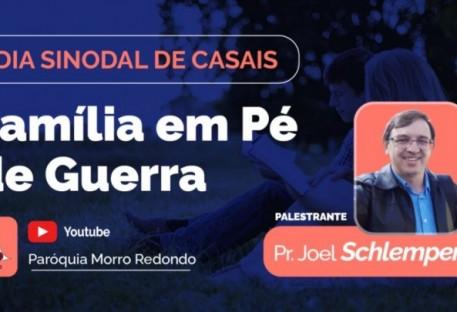 Live do Setor de Casais do Sínodo Sul-Rio-Grandense