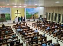 Pastor Leomar Fenner é instalado na Paróquia de Céu Azul – PR