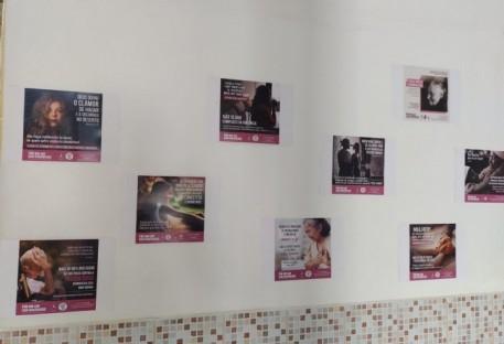 Experiências com a campanha Por um lar sem violências