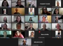 Sínodos se reúnem em reunião online