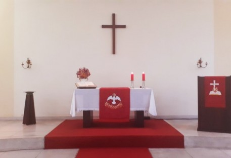 Um ano mais de vida - culto aniversário 05/09 Paróquia Bom Samaritano Ipanema Rio de Janeiro