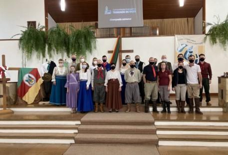 Comunidades e Paróquias realizam celebrações alusivas à Semana Farroupilha