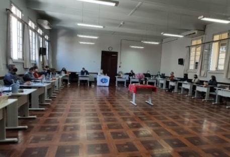 Encontro da Presidência da IECLB com Pastoras e Pastores Sinodais | Setembro 2021