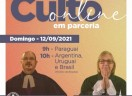 Culto em Parceria Online - Igreja Evangélica do Rio da Prata (IERP) e Igreja Evangélica de Confissão Luterana no Brasil (IECLB)