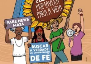 Campanha Primavera Para Vida 2021 - Buscar a Verdade: Um Compromisso de Fé