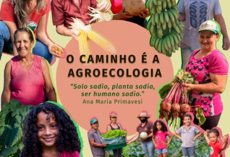 Agroecologia é o Caminho