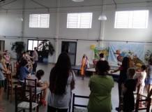 Encontro Paroquial das Crianças acontece em Estância Velha