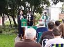 Paróquia de Linha Pinheiro Machado realiza culto campal para celebrar a Reforma Luterana