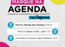Eventos da campanha Juventudes & Justiça Ambiental na Reforma