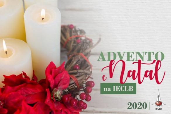 Advento e Natal na IECLB - 2020