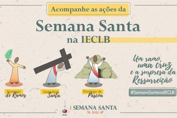 Semana Santa na IECLB