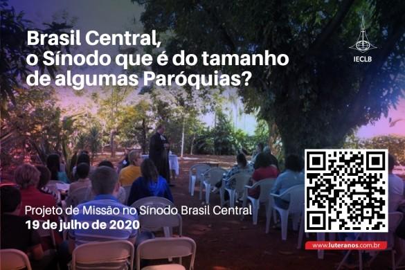 Projeto de Missão no Sínodo Brasil Central