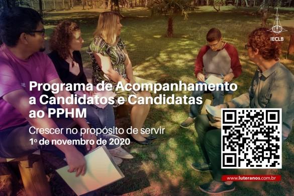 Oferte aqui - Programa de Acompanhamento a Candidatos e Candidata
