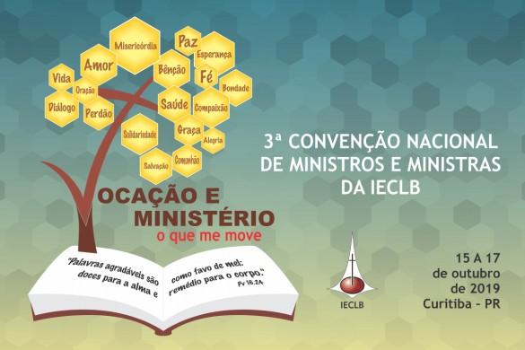 Convenção de Ministros e Ministras da IECLB - 2019